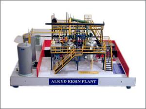 Multi Purpose Resin Plant