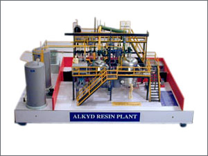 Resin Manufacturing Plants