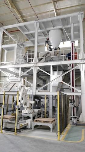 Dry Mix Mortar Plant