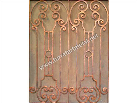 Ornamental Wrought Iron Grills