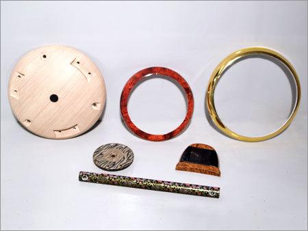 Metallising Plastic Decorative Finishes