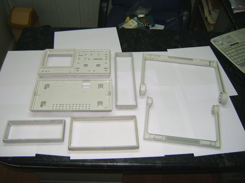 Electronic Instrument Plastic Enclosures