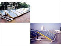 Solar Industrial Water Heating Systems