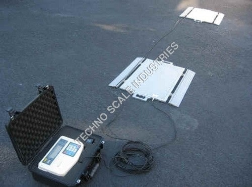 Electronic Mobile Weigh Pad