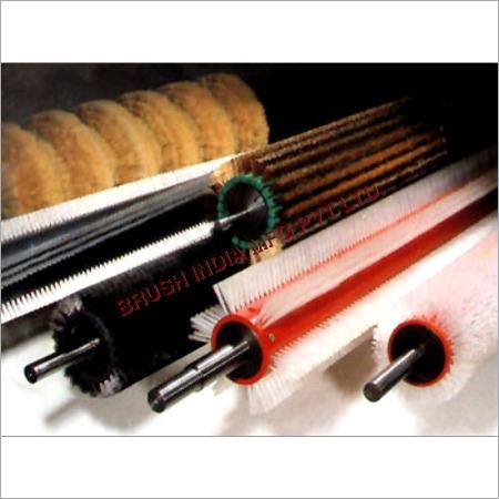 Textile Brush Roller