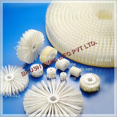 Industrial Circular Brushes