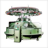 Single Jersey Open knitting Machine