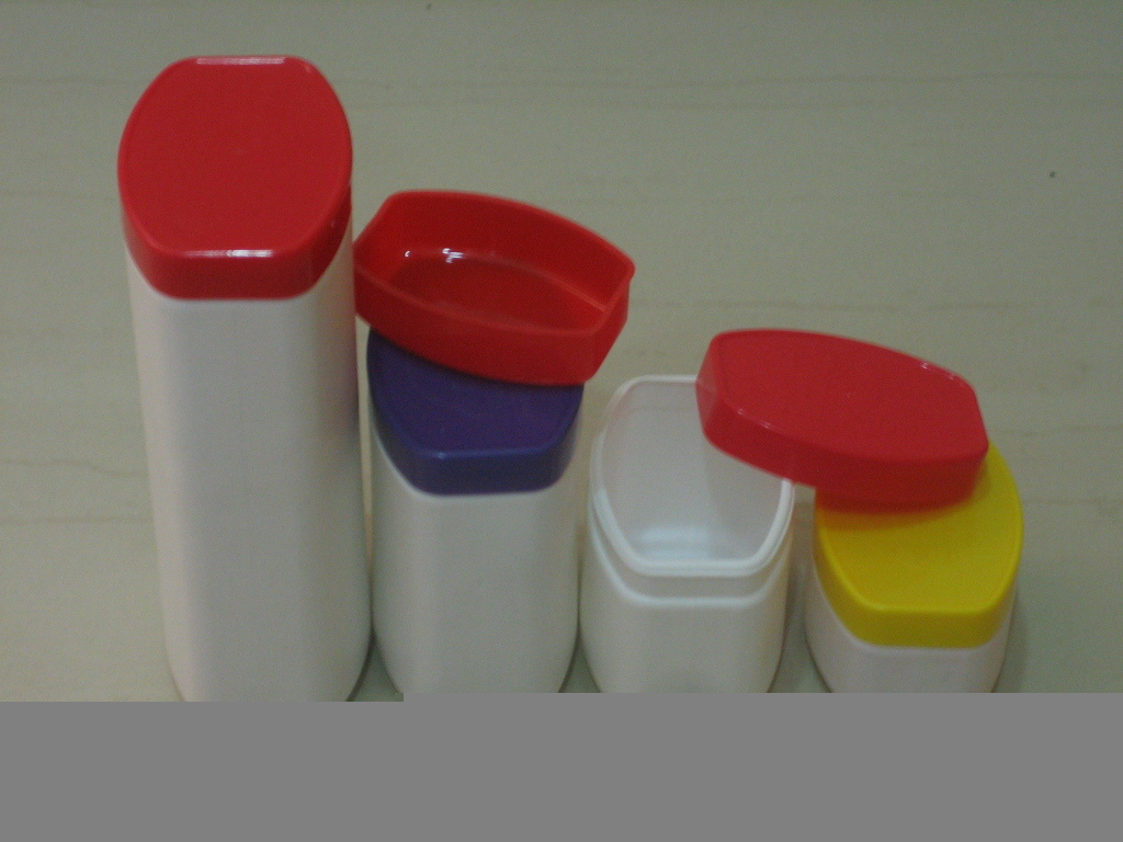 HDPE Jar For Cosmetic