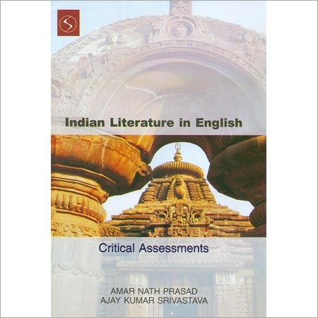 Indian Literature In English Indian Literature In English
