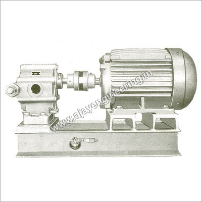 Pump Assembly Without Flange