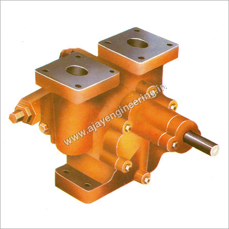 Top Mounting Suction Gear Pump