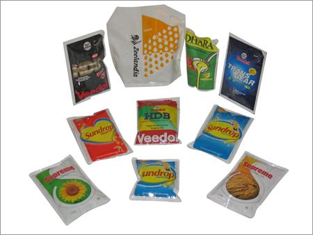 Edible Oil Packaging