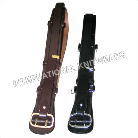 Military Sam Browne Belts