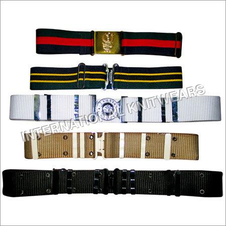 Nylon Military Belts