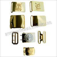 Gold Plated Military Buckles
