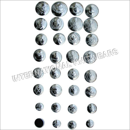 Military Uniform Buttons