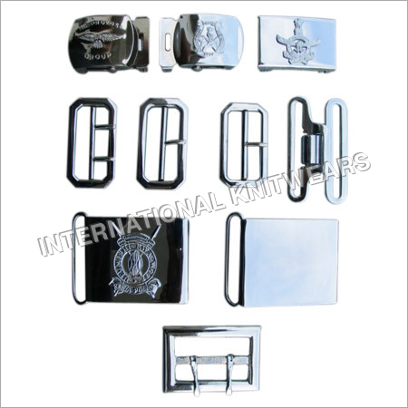 Chrome Plated Military Buckles