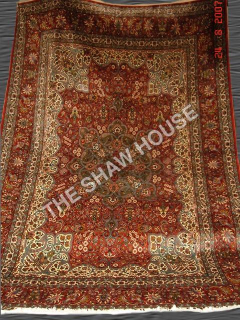 Handmade Silk Carpets