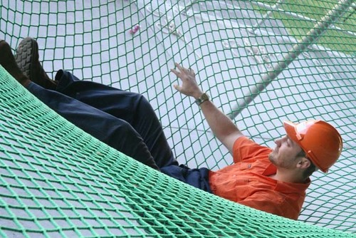 Building Construction Safety Nets