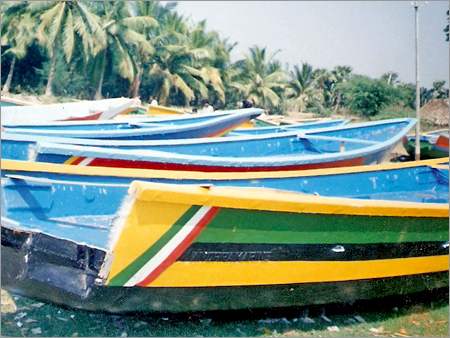 Fishing Fibre Boats