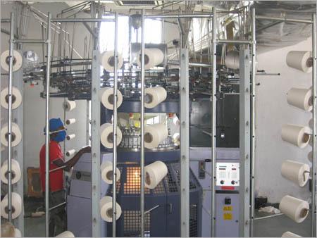 Knitted Fabric Machinery