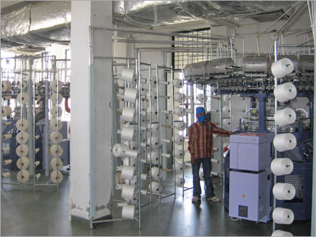 Knitted Fabric plant