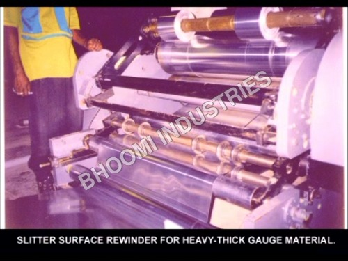 Aluminum Coil Center Surface Slitter Rewinder