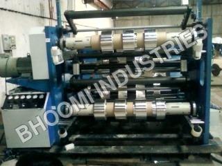 Aluminum Slitter Rewinder Machine