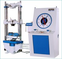 Analogue Universal Testing Machine