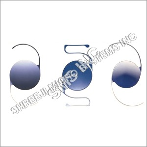 PMMA Intraocular Lenses, IOL, Rigid Lenses