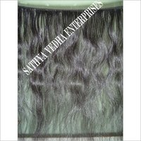 Remy Single Drawn Hand Tied Weft Hair