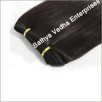 Machine Weft - Straight Hair