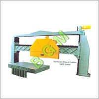 Vertical Block Cutter
