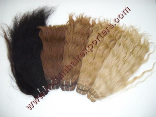 Remy Human Blonde Hair