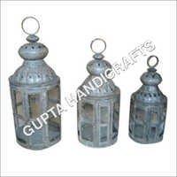 Decorative Iron Lamp Set