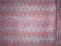 Woven Cotton Silk Fabric