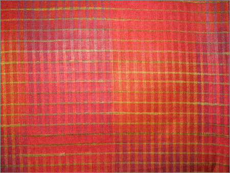 Tussar Cotton Fabric