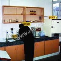 Quality Control Test Laboratory