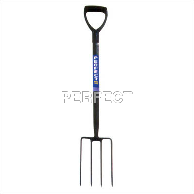 Digging Fork Single Piece with Plastic D Grip