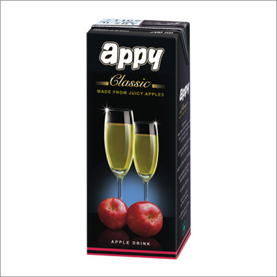 Appy Classic Tetra Pack 200 ml