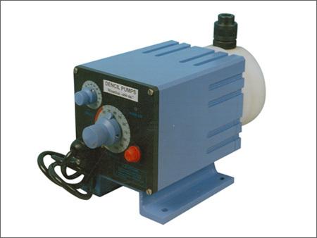 Electromagnetic Metering Pump