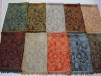 Jamawar Scarves