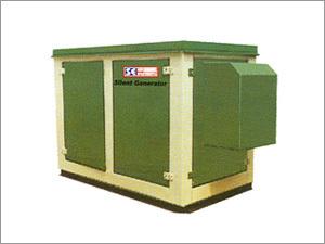 Sound Proof Generator Canopies