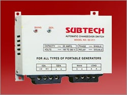 Generator Automatic Changeover Switch