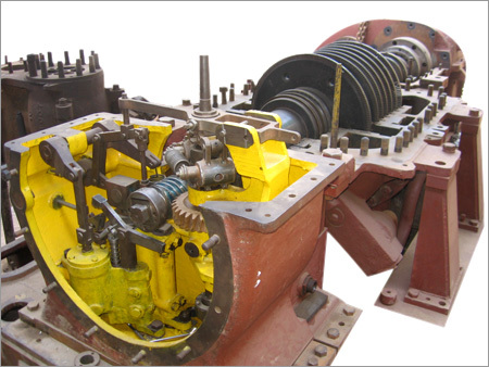 Refurbishing of Turbine