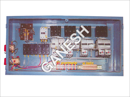 Electric Panel Of Crane