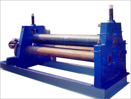 Heavy Duty Plate Bending Machine