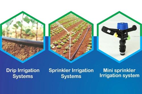 Irrigation System Rotation Angle: Round