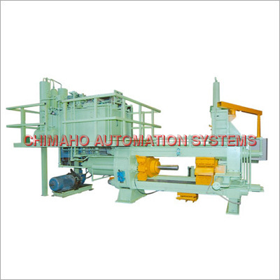 Forward Extrusion Press