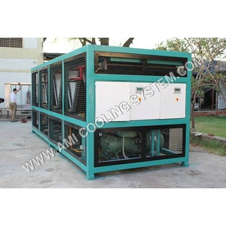 Water Cooled Water Chiller Plant